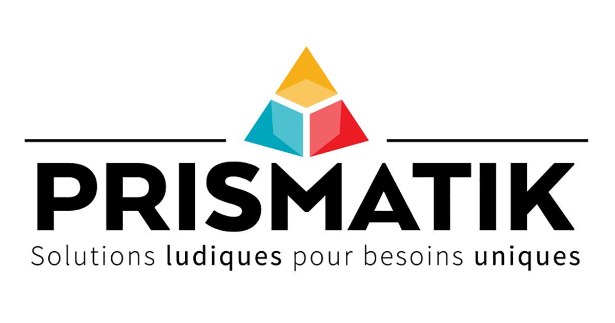 Prismatik – Solutions ludiques pour besoins uniques Logo